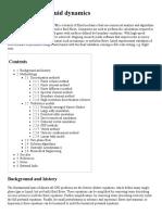 Computational Fluid Dynamics - Wikipedia, The Free Encyclopedia