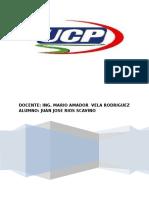 Zapatas Aisladas Centradas . Juan Jose