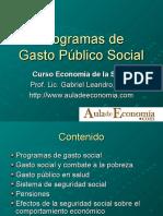 Gasto Social.ppt