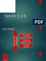 Sesión 5 y 6 Diseño Instruccional.