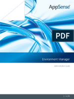 AppSense Environment Manager Administration Guide
