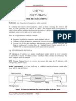 Java Networking