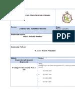 Actividad 1 - Investigacion Documental Normas ISO