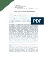 Banco de Preguntas HISTORIA MINIMA