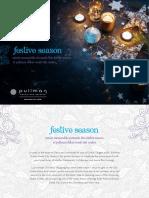Festive Season at Pullman Dubai Creek City Centre