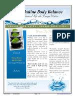 AlkalineBodyBalance eBook