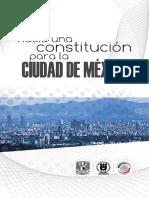 Hacia Una Constitucion Para La Ciudad de México