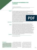 Prevencion Deteccion Precoces Neoplasias Sindromes Sobrecrecimiento
