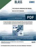 Luis Gurovich Reuso de Aguas Servidas en Israel