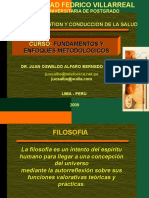 Fundamentos y Enfoques Metodologicos