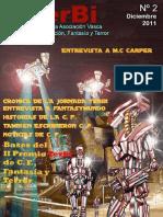 TerBi Revista Nº 2 Diciembre 2011