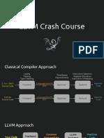 LLVM Crash Course