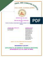 Study on Sewage Treatment Plant Comming Up at Bhagwati Nagar Jammu