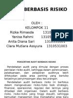 Proses Pelaksanaan Audit Berbasis Risiko