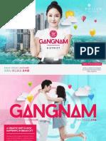 Gangnam Bekasi Sales Presentation
