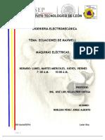 Leyes Fundamentales Del Electromegnetismo