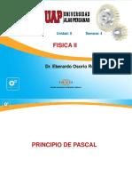 Principio de Pascal- 2014-1