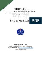 Contoh Cover Proposal Usulan Calon Penerima Bpmu 2017.PDF