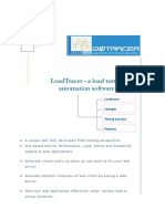 LoadTracer - a Load Testing Automation Software