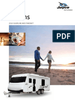 JAYCO CARAVANS - 2016 Silverline and Starcraft PDF