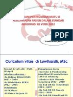 1. PMKP Dalam Standar Akreditasi RS