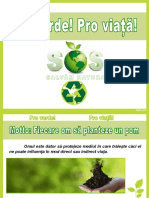Pro Verde! Pro Viata!