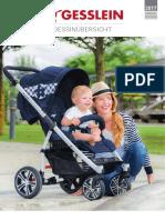 Katalog produktů GESSLEIN 2017