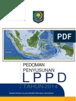 Buku Panduan Manual Tata Cara LPPD 2014 Tgl 16 Desember 2014