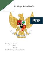 Pancasila Sebagai Sistem Filsafat WORD.docx