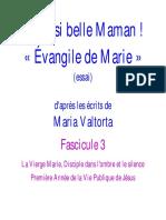 Evangile Marie 3 Maria Valtorta