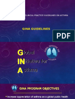Clinical Practice Guidelines on Asthma