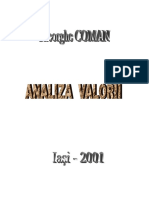 Gh. Coman - Analiza Valorii.pdf