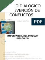 Modelo Prevención de Conflictos San Juan de Ávila