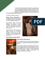 Expresionismo y Cubismo