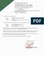 Surat Pengalaman Notaris