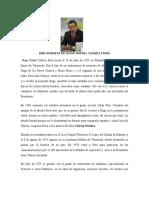 Bibliografia de Hugo Rafael Chavez Frias