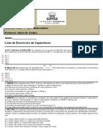 95814211-Lista-de-Exercicios-de-Capacitores.docx