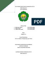 Laporan Resmi Praktikum Farmakologi II Antiemetika - Copy