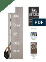 Raimondi - Presentazione Large Format Tiles Tools DEF Update Oct-2016