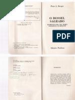 BERGER, Peter - O dossel sagrado. Elementos para uma teoria sociológica da religião.pdf