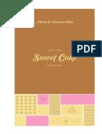 SweetCake Cardapio Encomendas