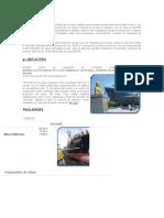 El Centro de Operación de Chimbote Es El Mayor Astillero Nacional Para Embarcaciones de Bajo Bordo y