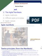 Agile-edx a Context