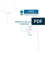 How to Do Load Testing