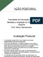 Avaliacao Postural Simetrografia