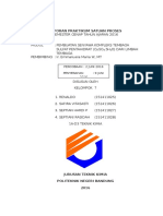 Laporan Praktikum Satuan Proses Cuso4