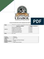 Depresion en Universitarios Del Decimo Semestre - UDABOL - APA