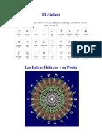 El Alefato_significado Letras_enlaces Meditaciones