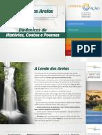 001 - Historias - A Lenda Das Areias - Regina Machado