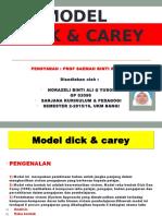 tugasan  model Dick dan Carey.pptx